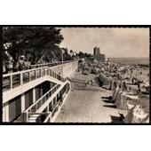 Carte Postale Ancienne, France, Charente Maritime ( 17 ), Fouras, Descente � La Plage