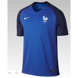 Maillot Football Equipe De France Fff Nike 2016 Neuf Taille Xl