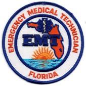 Ecusson Emt Floride