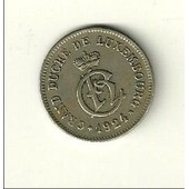 10 Centimes Charlotte 1924 Luxembourg