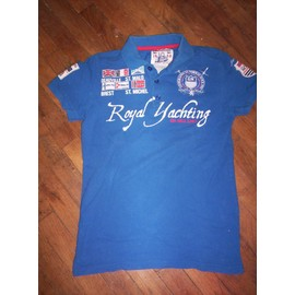 Polo Geographical Norway T.M Bleu Roi
