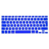 Wofalo� Protection Clavier Silicone Azerty Pour Macbook Pro Retina Air 13' 15' 17'