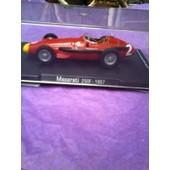 Voiture Mod�le R�duit Maserati 250f- 1957