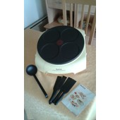 Tefal py300112/11 - Crep'party compact