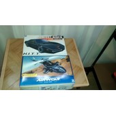 Maquette Knight Rider, K2000, Airwolf ,Supercopter