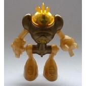 Kinder S�rie Extra-Robots / Robot Marron - Groupe Soleil / Ref : 2s-83