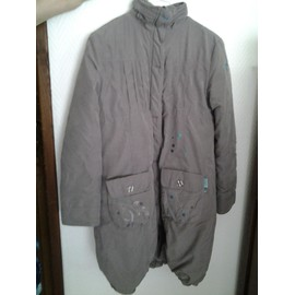 Manteau Sergent Major 14 Ans Gris