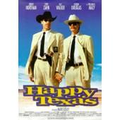 Happy Texas, Affiche Du Film, 120x160 Cm