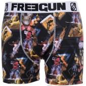 Boxer Freegun Homme En Microfibre