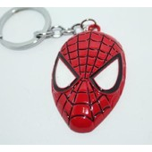Porte Cl�s Disney Marvel Spiderman Masque Disneyland Paris