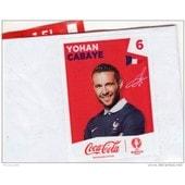 Sticker Panini Euro 2016 (Coca Cola) - Yohan Cabaye (6)
