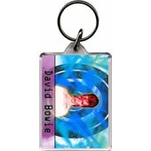 David Bowie - Porte Cl� Cl�s Clef Key Chain A
