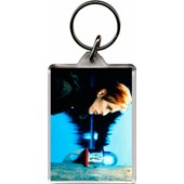 David Bowie - Porte Cl� Cl�s Clef Key Chain C