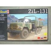 Camion Zil 131 Revel 1/35 En Kit Neuf.