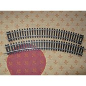 Lot 10 Rails Courbe 36� Ref N/3030