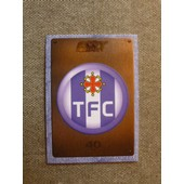 Image N�433 Panini Foot 2015-16 -Ecusson- Toulouse-