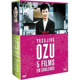 Yasujiro Ozu - 5 films en couleurs, occasion