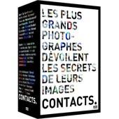 Contacts, Les Plus Grands Photographes D�voilent Les Secrets De Leurs Images - Coffret - Pack