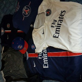 Maillots Psg +Casquette