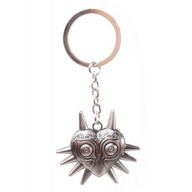 Porte-Cl�s The Legend Of Zelda - Porte-Cl�s M�tal Zelda Majora's Mask