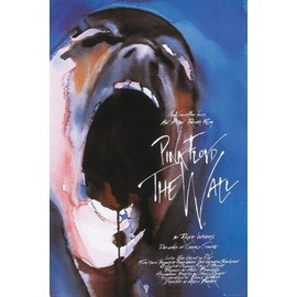 Pink Floyd Poster - The Wall (91x61 cm)