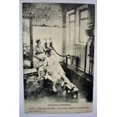 C P A Aix Les Bains ( 73 ) Nouvelle Cabine De Douches - �ditions Giletta - Nice - Anim�e / Vers 1910