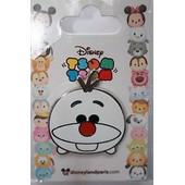 Pins Disney Tsum Tsum Olaf Frozen Reine Des Neiges Disneyland Paris Pins Trading