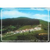 Col D'ibardin, France-Espagne, Vera De Bidasoa, Vue Panoramique