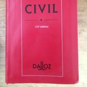 Code Civil Dalloz 2016 de Guy Venandet