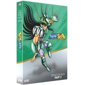 Saint Seiya - Les Chevaliers Du Zodiaque - Int�grale Collector (Version Non Censur�e) - Dragon Box Part. 2 de Kozo Morishita