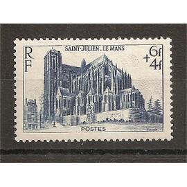 775 (1947) Cathédrale Saint-Julien du Mans N** (cote 1,9e) (4156)