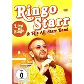 Live On Stage de Starr,Ringo & His All-Starr Band