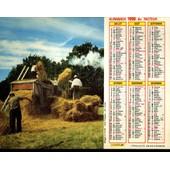 Almanach Du Facteur - Ann�e 1990 - D�partement 19 (Corr�ze)