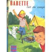Babette Fait Du Camping de jean sidobre