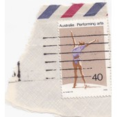 Timbre Australie : Performing Arts, 40
