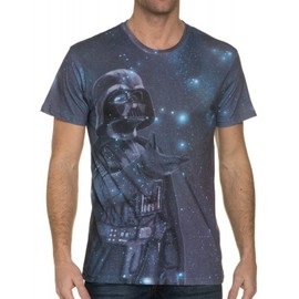 T-Shirt Eleven Paris Star Wars Dark Vador Neuf