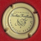 Champagne Feuillatte Nicolas � Chouilly Epernay (Jaune Cr�me)