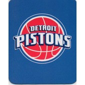 Magnet Detroit Pistons Logo Nba Basketball Jouc�o