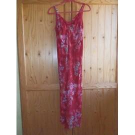 Robe De Grossesse Habill�e Rouge Natalys T2