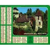 Almanach Des Ptt 1978 - D�partement 19 (Corr�ze)