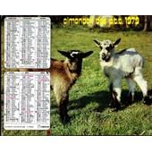 Almanach Des Ptt 1979 - D�partement 15 (Cantal)