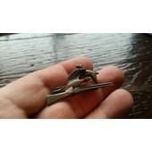 Pins Pin's Scene De Chasse Chien Oiseau Fusil