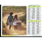 Almanach Des Ptt 1986 - D�partement 15 (Cantal)