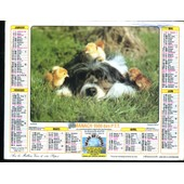 Almanach Des Ptt 1988 - D�partement 15 (Cantal)