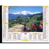 Almanach Des Ptt 1989 - D�partement 15 (Cantal)