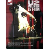 U2 Rattle And Hum Le Film - Bono - Phil Joanou - The Edge - 1988 - Affiche De Cin�ma Pli�e 120x160 Cm