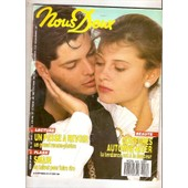 Smain 2p/ Brigitte Fossey 2p/ Articles Photos Ursula Andress / Serge Lama / Kevin Costner / Dominique Paturel / Anny Duperey & Jean Rochefort / 2204