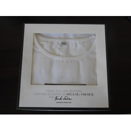T-Shirt Séphora costume scène Mylène Farmer par Franck Sorbier