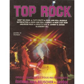 Top Rock - Paroles et musique