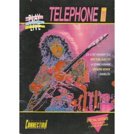 TELEPHONE - Play Live - Volume 1